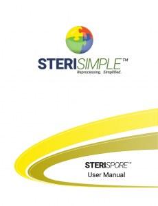 steriSpore user manual cover